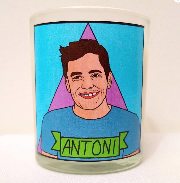 Feminist Icon Candle By Flaming Idols