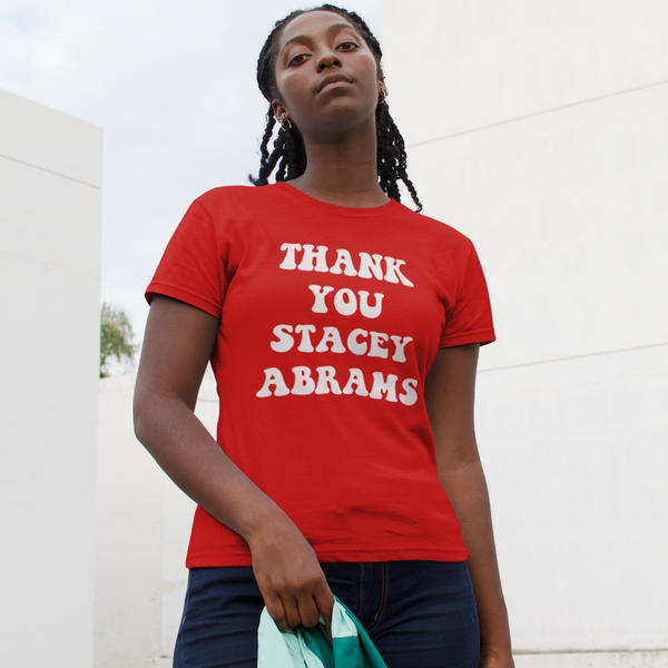 Thank You Stacey Abrams Tee