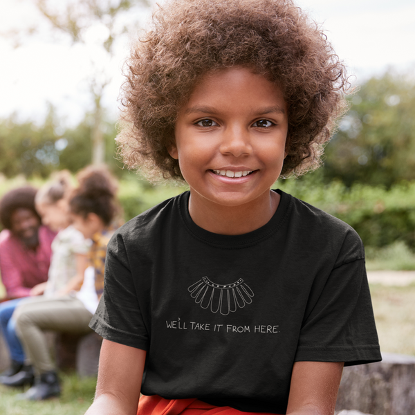 RBG childrens tee
