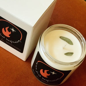 We Are Just Beginning Candle Gift Box