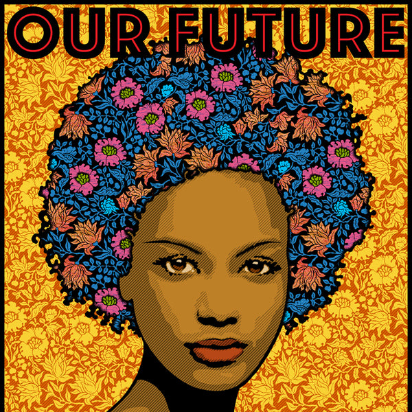 Limited Edition Chuck Sperry Women's March 3rd Anniversary Poster