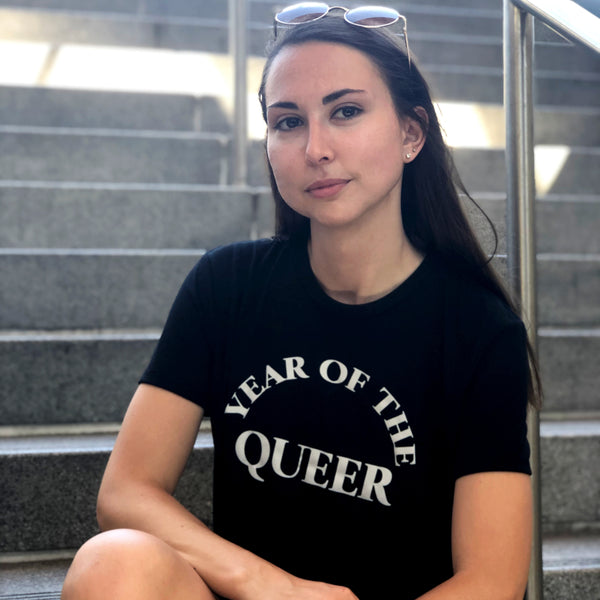 Year Of The Queer Cropped Tee