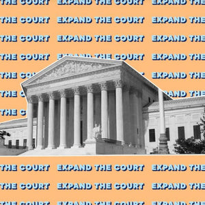 Expand The Court Tee