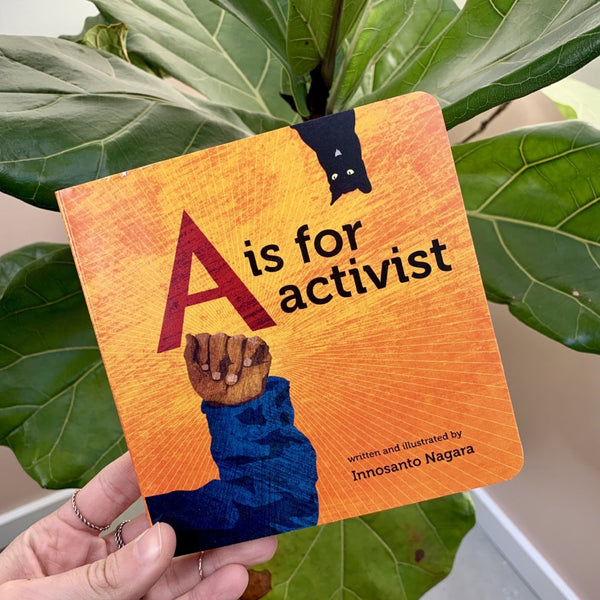 'A is for Activist' Book