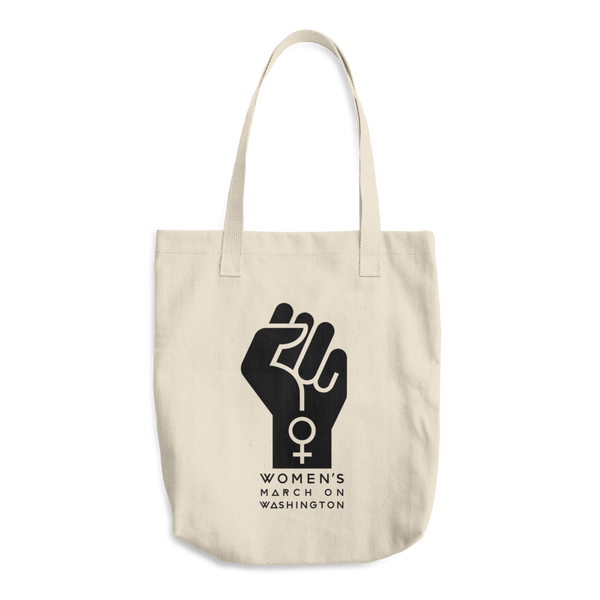 Women's March on Washington power tote