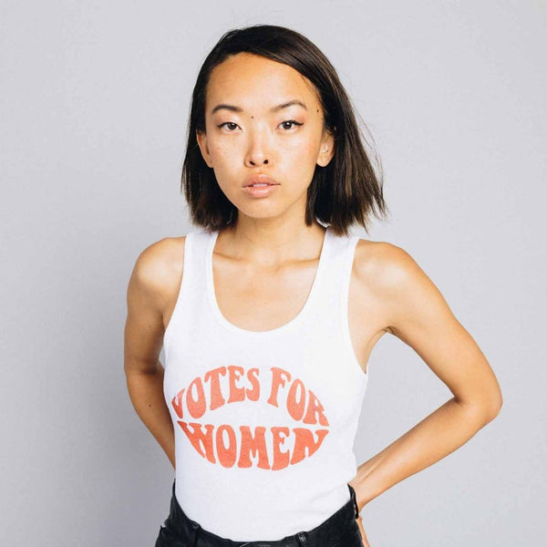 Votes For Women Tank