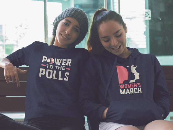 Women's March Unisex Hoodie