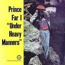 Prince Far I - Under Heavey Manners