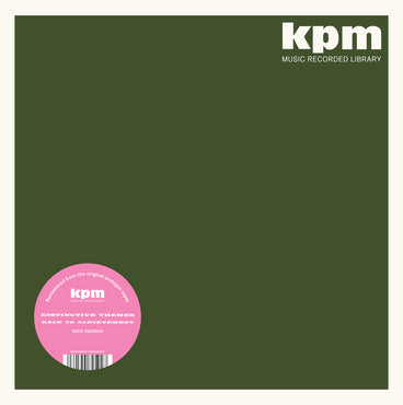 Nick Ingman - Distinctive Themes / Race to Achievement (The KPM Reissues)