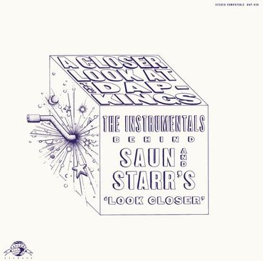 Saun And Starr - Look Closer The Instrumentals