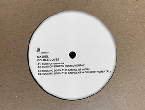 Mattiel - Double Cover 12""