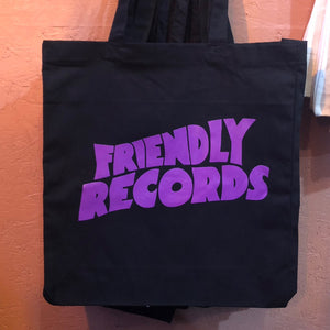 friendly records sabbath tote
