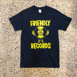 Friendly Records Logo T-Shirt