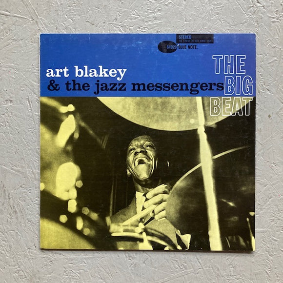 Art Blakey & The Jazz Messengers - The Big Beat (used)