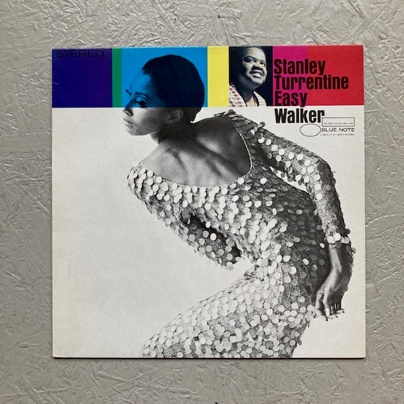 Stanley Turrentine - Easy Walker (used)