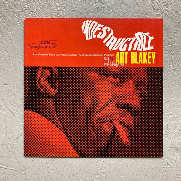 Art Blakey & The Jazz Messengers - Indestructible (used)