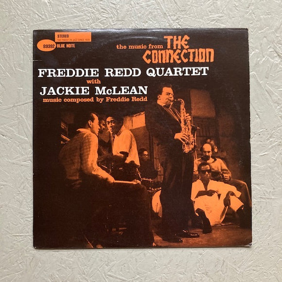 Freddie Redd Quartet With Jackie McLean - The Music From 'The Connection' (used)
