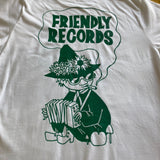 Friendly Records 'Snufkin' t-shirt