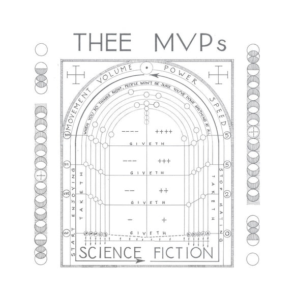 Thee MVPs - Science Fiction (Dinked Edition)
