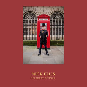 Nick Ellis - Speakers' Corner