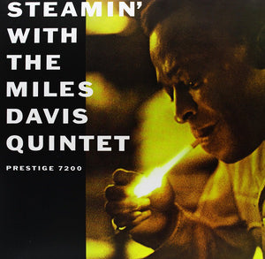 Miles Davis - Steamin' With