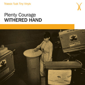 Withered Hand - Plenty Courage
