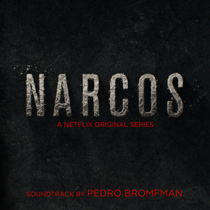 Pedro Bromfmann - Narcos OST S1 (black/red vinyl)