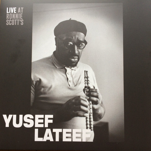 Yusef Lateef - Live At Ronnie Scott's