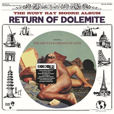 Rudy Ray Moore - Return Of Dolemite: Superstar
