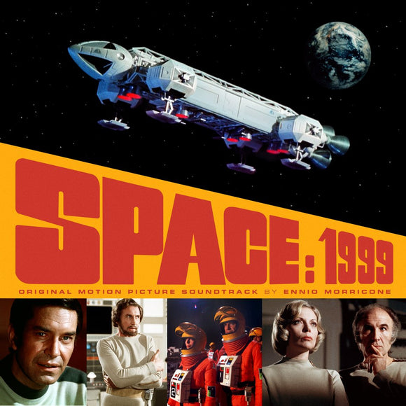Space 1999 OST - Ennio Morricone