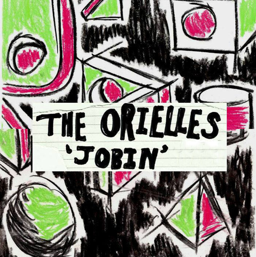 The Orielles - Jobin EP