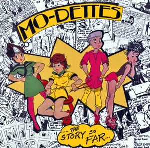 The Mod-ettes - The Story So Far