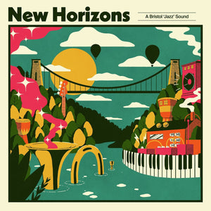 Various - New Horizons: A Bristol Jazz Sound