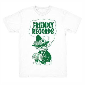 Friendly Records 'Friendlykin' t-shirt