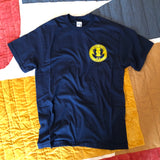 Friendly Records circle logo t-shirt