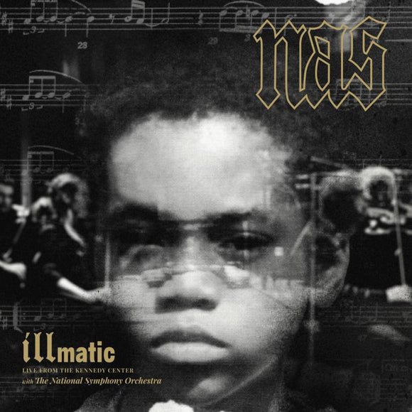 Nas - Illmatic Live From The Kennedy Center
