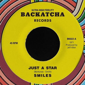 Smiles / Astronauts, etc - Just A Star
