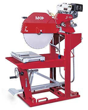 MK-5013G - 13 HP Saw with Honda GX390 Engine