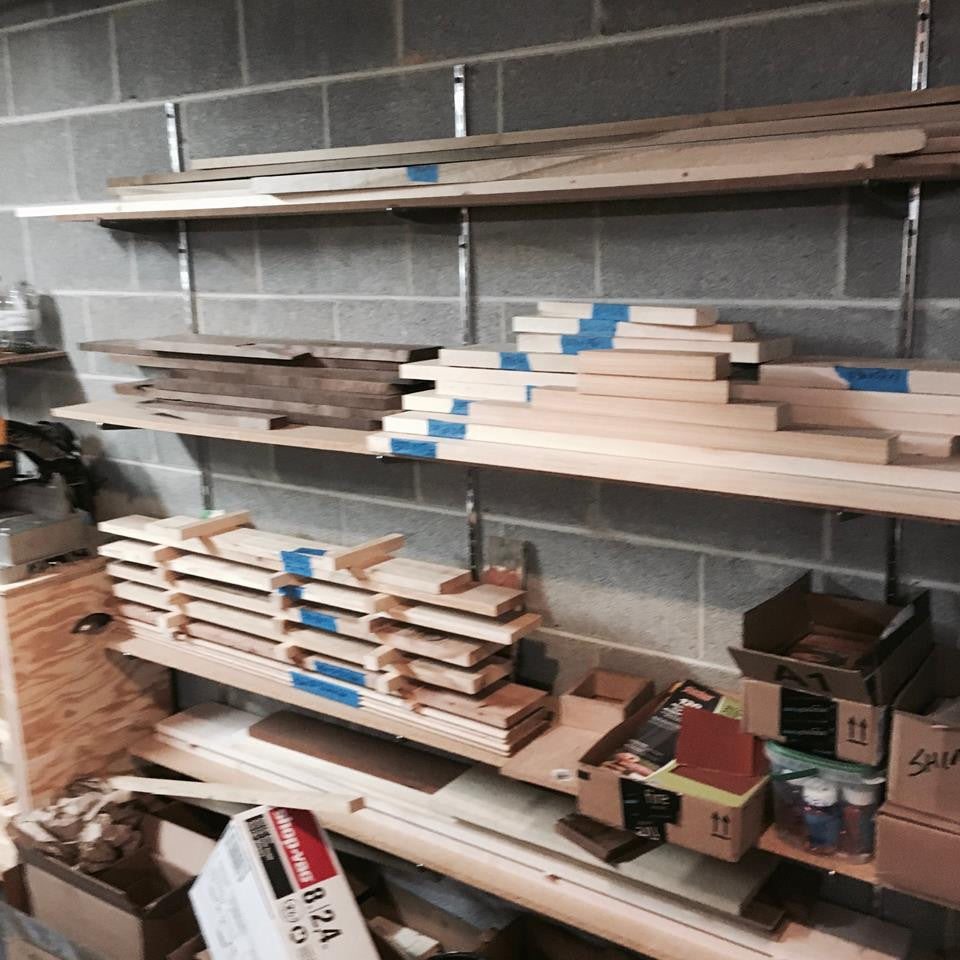 Building a Workshop  Part 2:  The Must Haves
