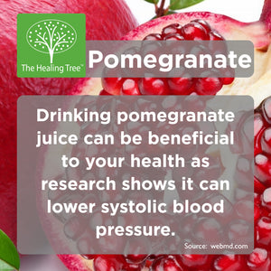 Benefits of Pomegranate | The Healing Tree