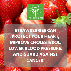 Benefits of Strawberries | The Healing Tree