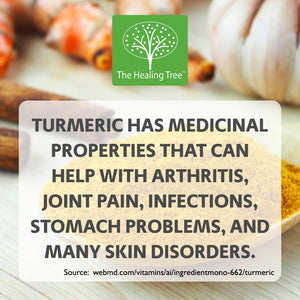 Benefits of Turmeric | The Healing Tree
