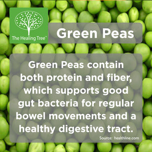 Benefits of Green Peas | The Healing Tree