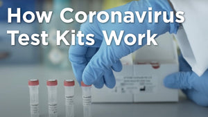 How Coronavirus Test Kits Work | The Healing Tree