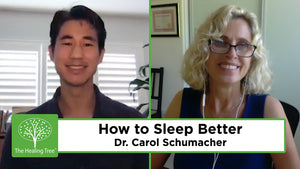 How to Sleep Better | The Healing Tree
