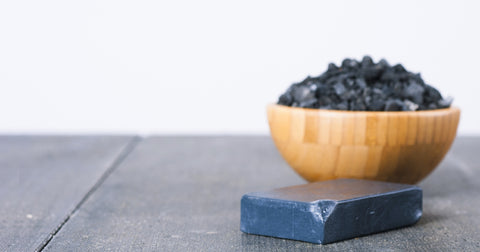 Bamboo Charcoal Soapmaking