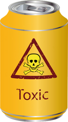 Toxic Soda Can