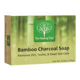 Bamboo Charcoal Soap Box