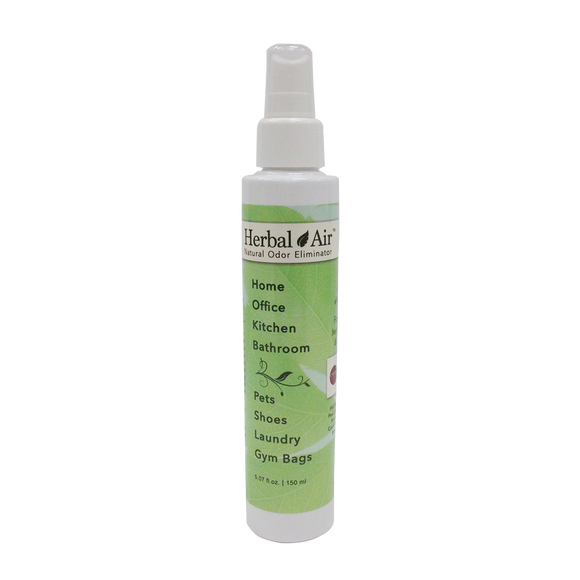 Natural Odor Eliminator Spray | Herbs & Essential Oils | Non-Toxic