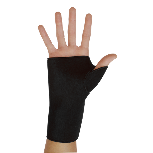 Self-Heating Carpal Support | Magnets & Tourmaline | Adjustable Fit